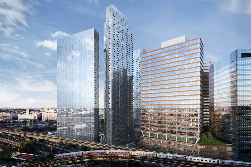 Long Island City Whata S In The Future For The Queens